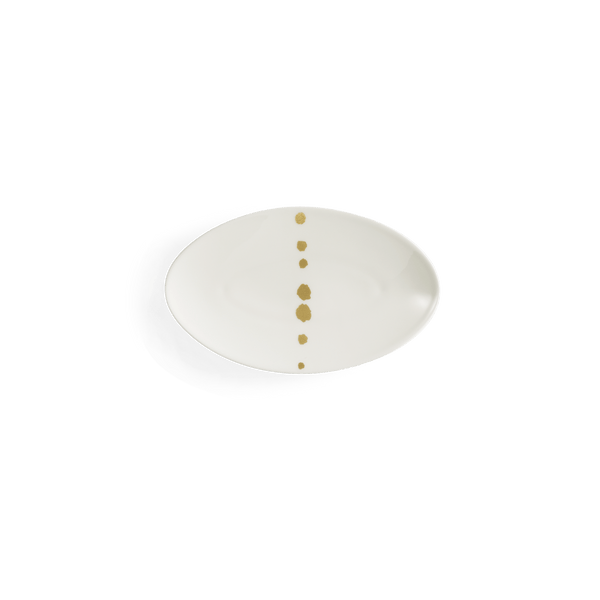 Golden Pearls - Side Plate 5.9in | 15cm (Ø) | Dibbern | JANGEORGe Interior Design