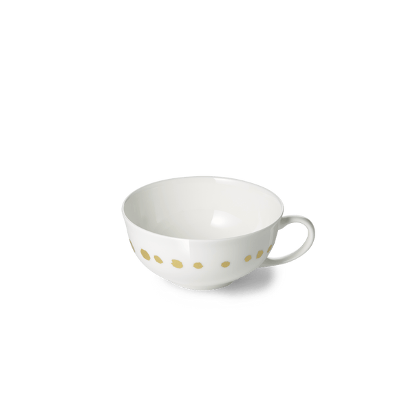 Golden Pearls - Tea Cup 0.2L | Dibbern | JANGEORGe Interior Design