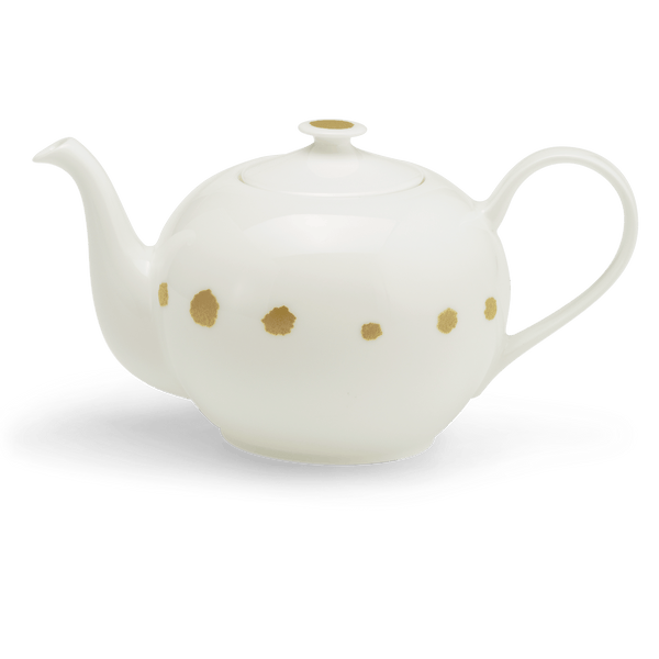 Golden Pearls - Tea Pot 1.3L | Dibbern | JANGEORGe Interior Design