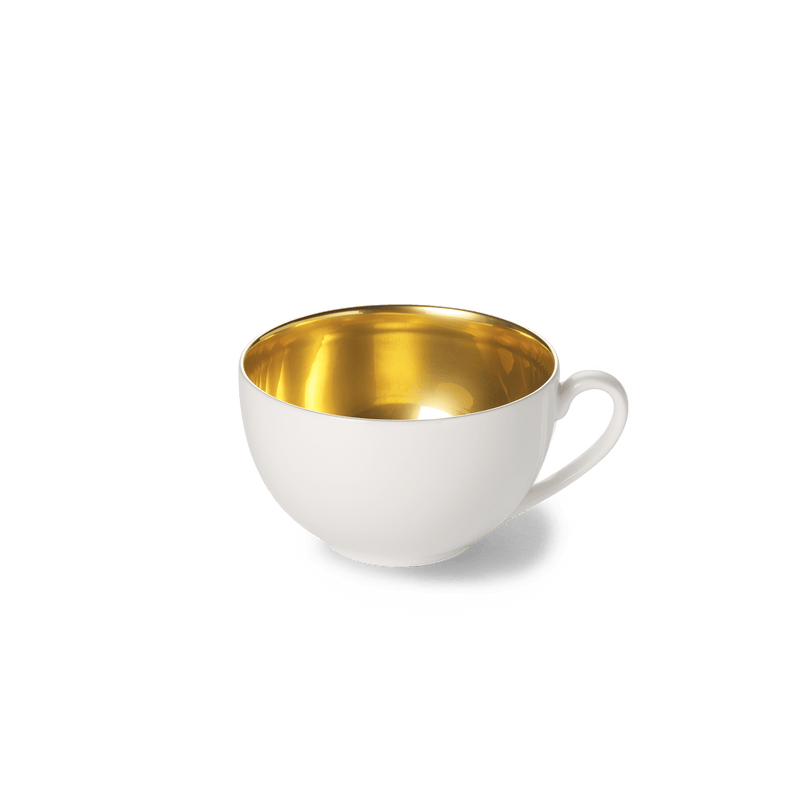Goldrausch (Goldfever) - Coffee Cup 0.25L, 3.8in | 9.7cm | Dibbern | JANGEORGe Interior Design