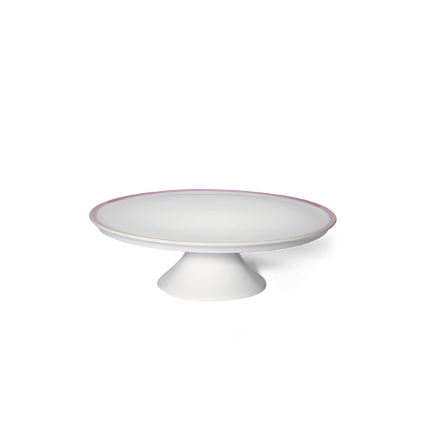 Heritage Colour - Cake Plate with Stand 9.4in | 24cm (Ø) | Dibbern | JANGEORGe Interior Design