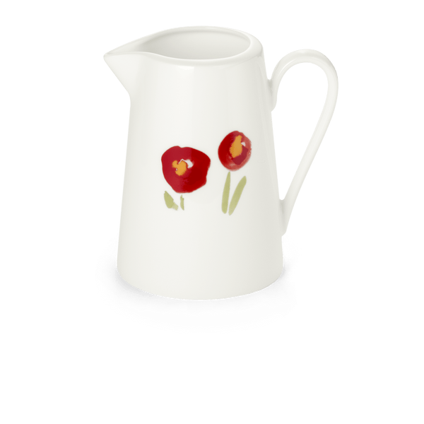 Impression (Red Poppy) - Jug 16.9 fl oz | 0.5L | Dibbern | JANGEORGe Interior Design