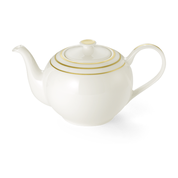 Metropolitan Gold - Tea Pot 0.9L | Dibbern | JANGEORGe Interior Design