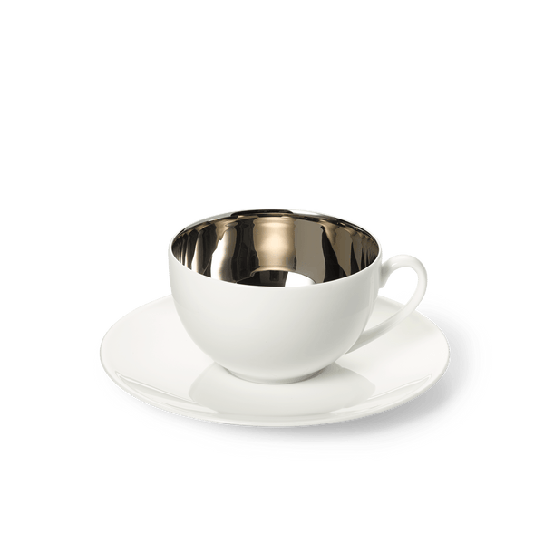 Platinum - SET - Coffee Cup & Saucer 0.25L