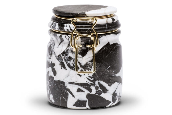 Miss Marble Jars - JANGEORGe Interior Design - Editions Milano