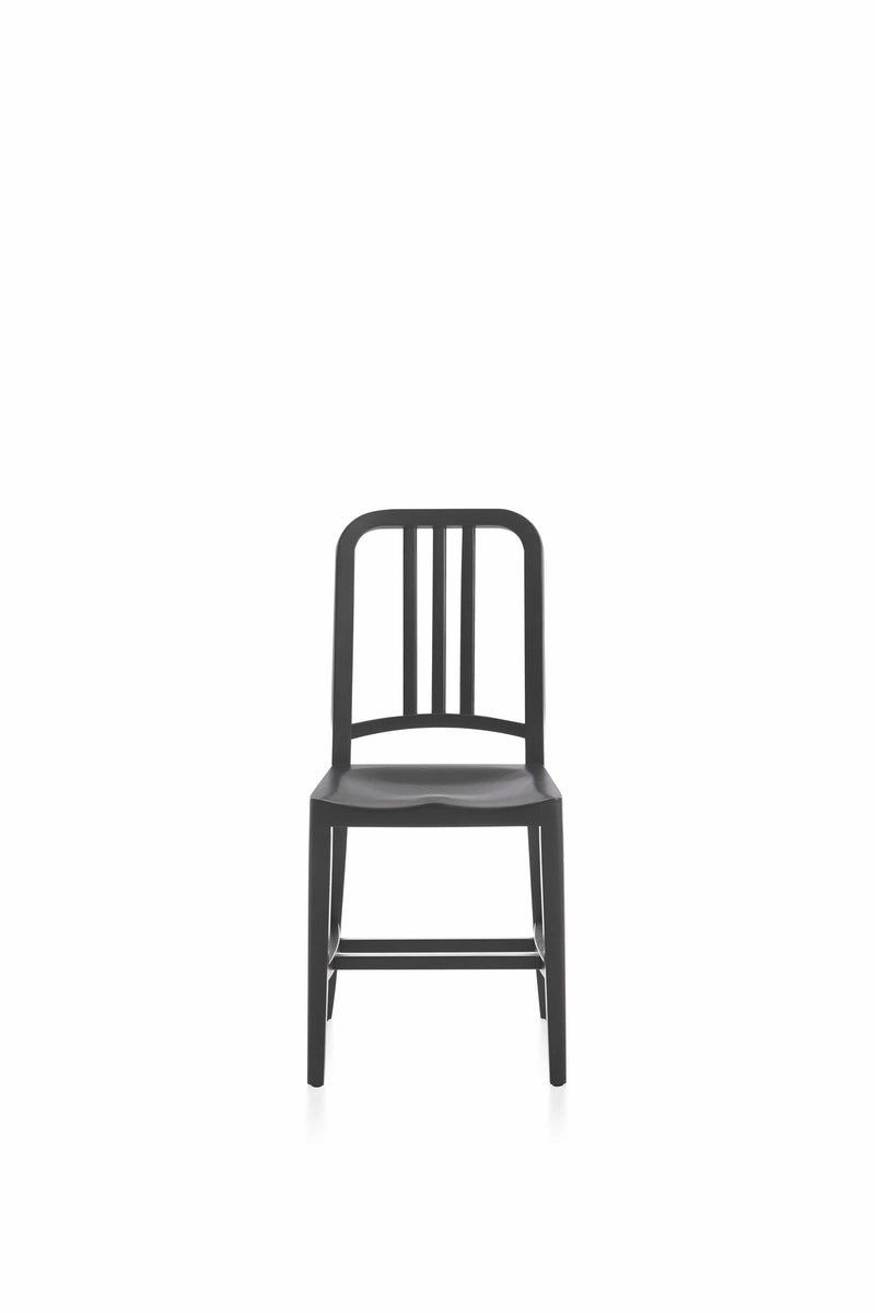Navy Wood - Chair | Emeco | JANGEORGe Interior Design