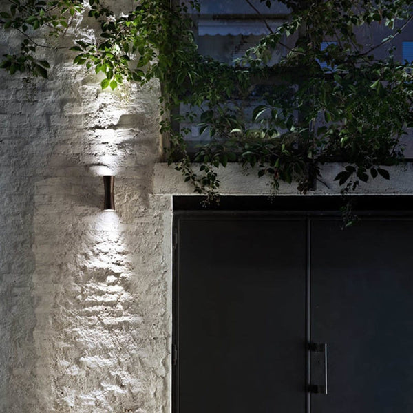 Clessidra - Outdoor wall lamp by Flos | JANGEORGe Interior Design
