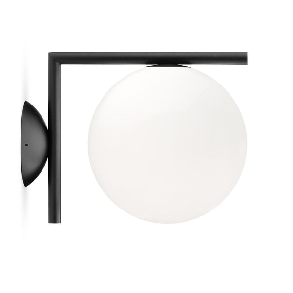 IC Lights C/W1 Black - JANGEORGe Interior Design