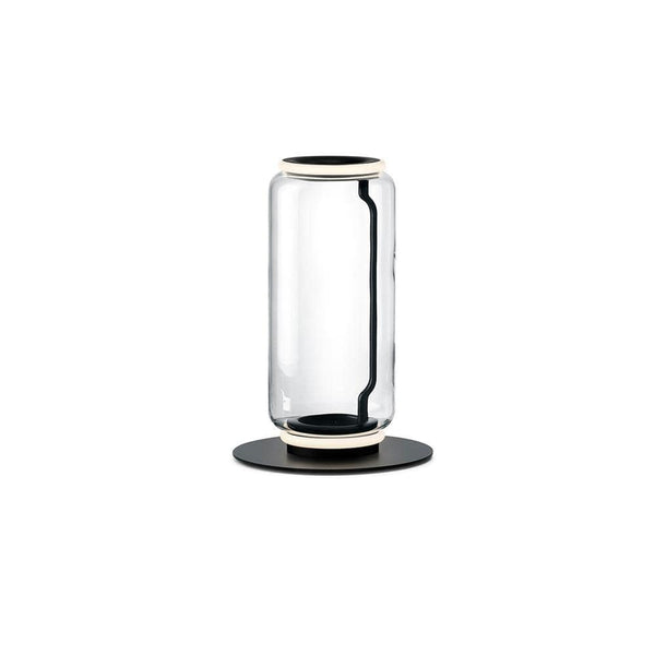 Noctambule - Floor Lamp with High Cylinder and Small Base by Flos | JANGEORGe Interior Design