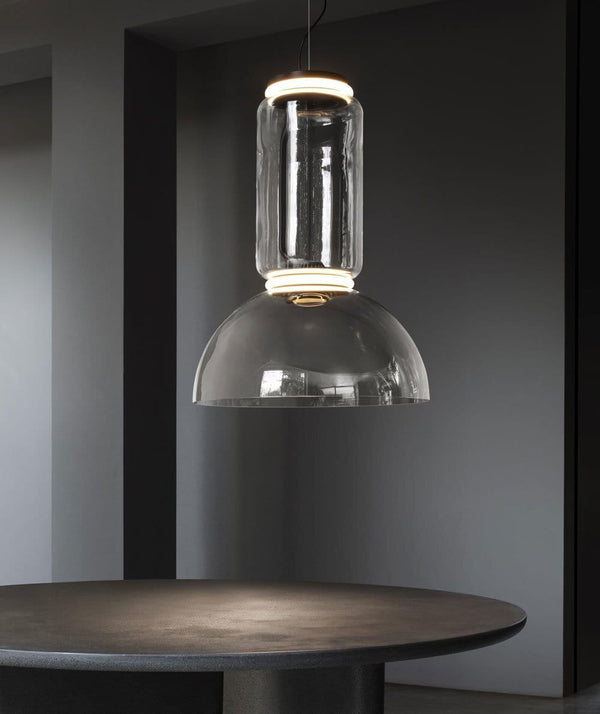 Noctambule - Pendant with Bowl Shade by Flos | JANGEORGe Interior Design