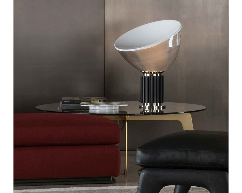 Taccia LED Table / Floor Lamp | Flos | JANGEORGe Interior Design