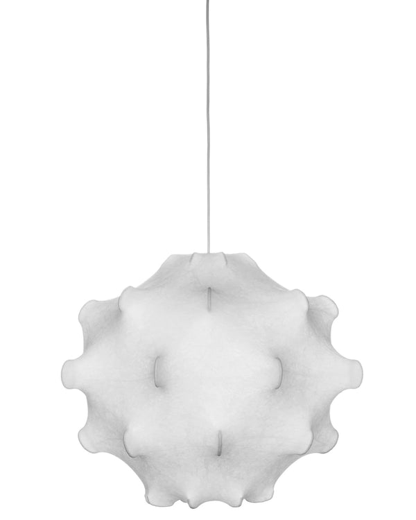 Taraxacum Dimmable Pendant with Cocoon Material | Flos | JANGEORGe Interior Design