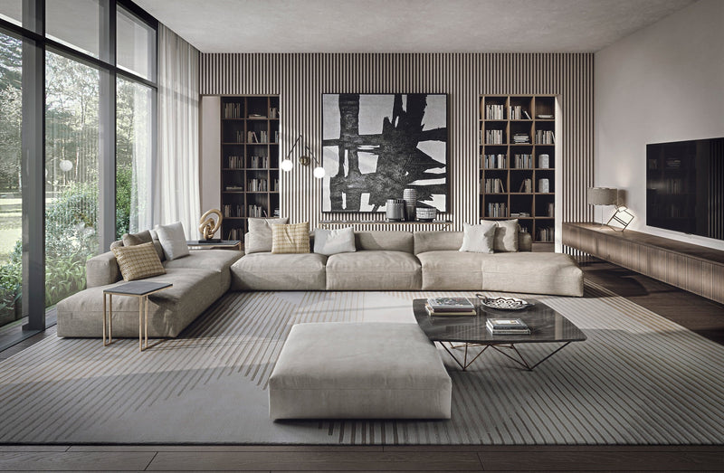 Cooper - Sofa by Frigerio | JANGEORGe Interior Design