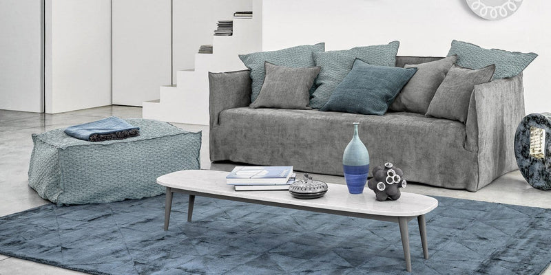 Ghost 112 - Sofa by Gervasoni | JANGEORGe Interior Design