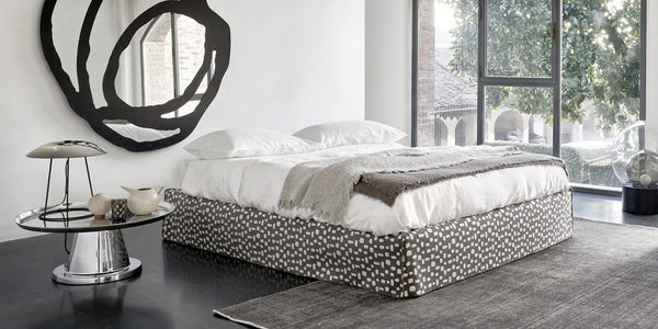 Ghost 80 L Bed | Gervasoni | JANGEORGe Interior Design