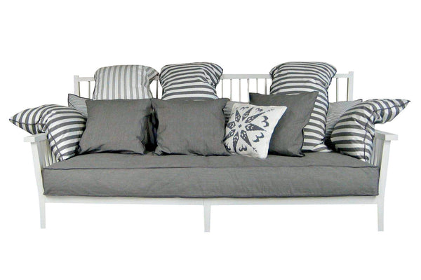 C Gray S Cushion | Gervasoni | JANGEORGe Interior Design