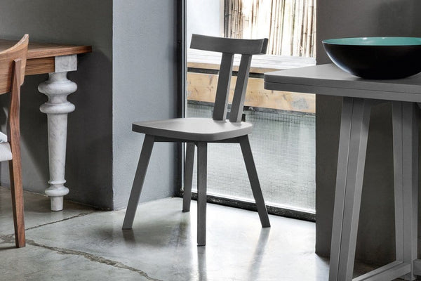 Gray 23 Chair | Gervasoni | JANGEORGe Interior Design