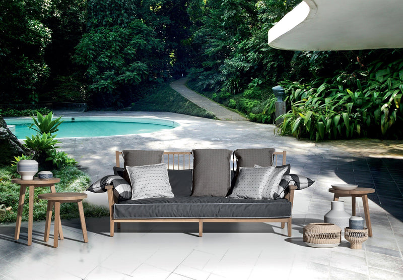 InOut 703 Outdoor Sofa | Gervasoni | JANGEORGe Interior Design