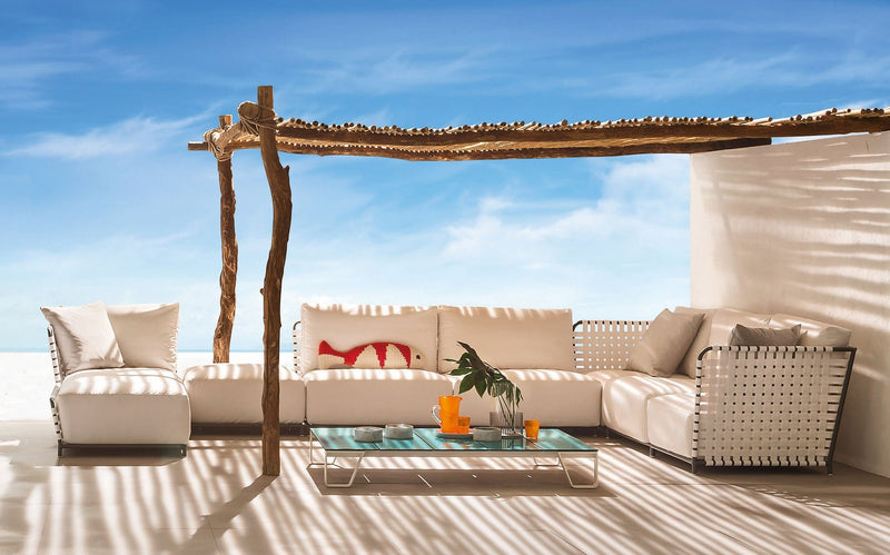InOut 806 Outdoor Modular Sofa Element | Gervasoni | JANGEORGe Interior Design