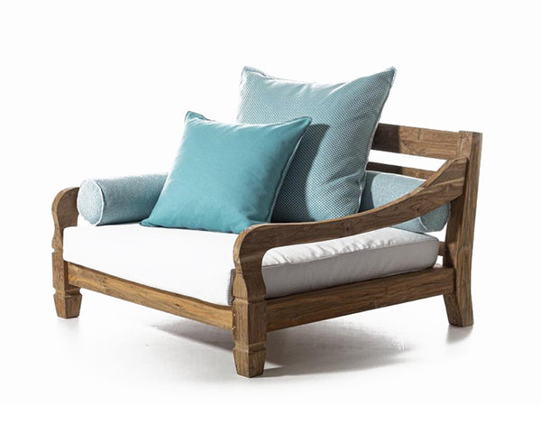 Jeko 01 Outdoor Loveseat | Gervasoni | JANGEORGe Interior Design