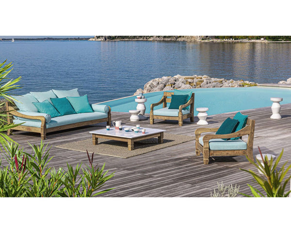 Jeko 04 Outdoor Sofa | Gervasoni | JANGEORGe Interior Design