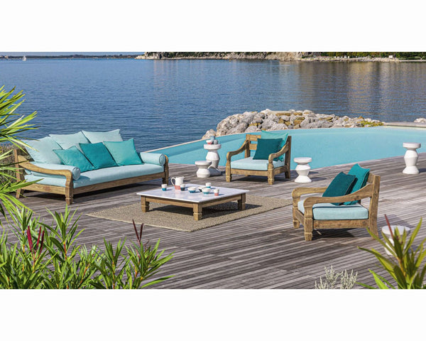 Jeko 11 Outdoor Coffee Table | Gervasoni | JANGEORGe Interior Design