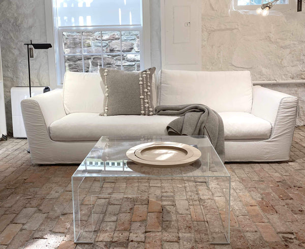 ON SALE FLOOR MODEL Mik 12 - Sofa by Gervasoni | JANGEORGe Interior Design