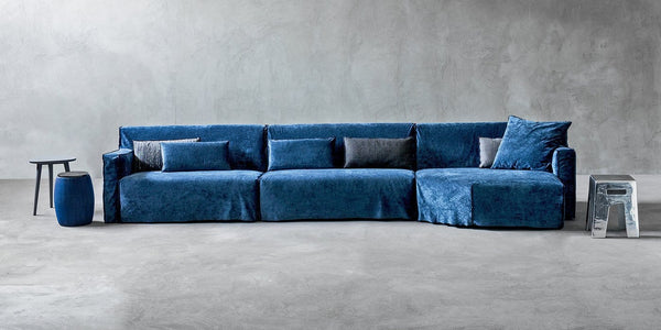 More 07 - Sofa by Gervasoni | JANGEORGe Interior Design