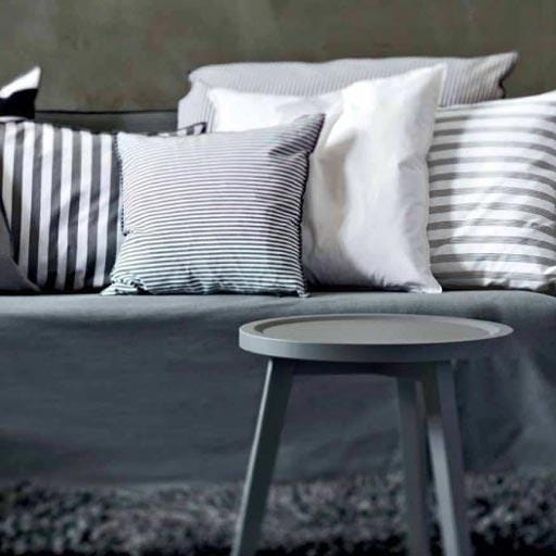 Ghost PI - Cushion in Dacron and Down - 23.6x23.6in | 60x60cm by Gervasoni | JANGEORGe Interior Design