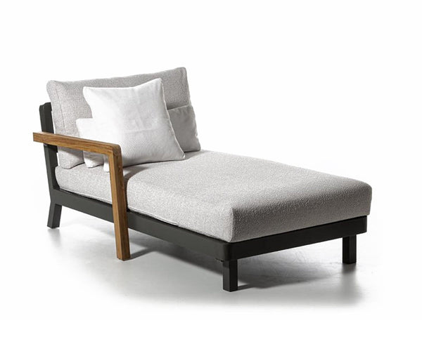 Win 120 L-R Chaise Lounge | Gervasoni | JANGEORGe Interior Design
