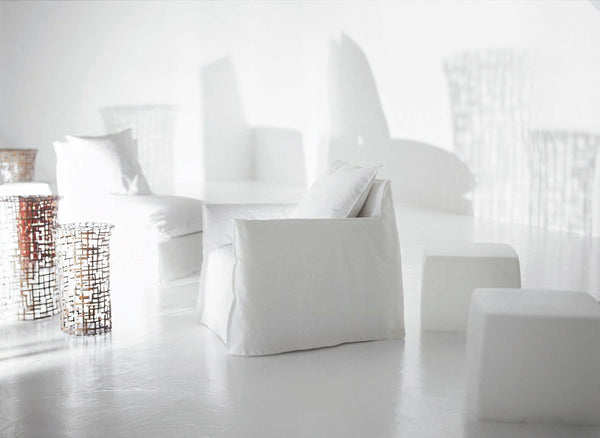 Ghost 05 - Armchair by Gervasoni | JANGEORGe Interior Design