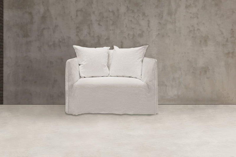 Ghost 09 Love Seat | Gervasoni | JANGEORGe Interior Design
