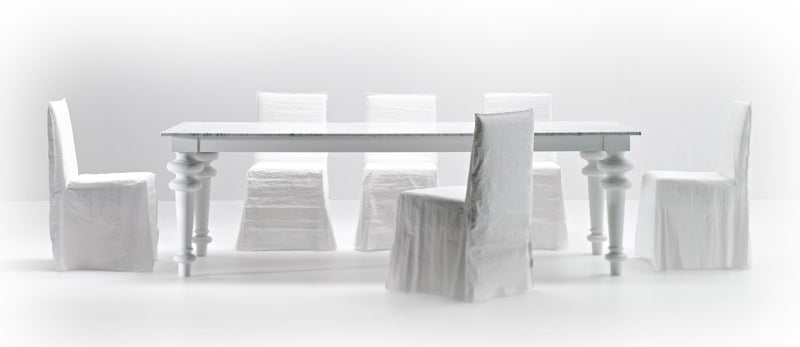 Ghost 23 Dining Chair without Arms | Gervasoni | JANGEORGe Interior Design