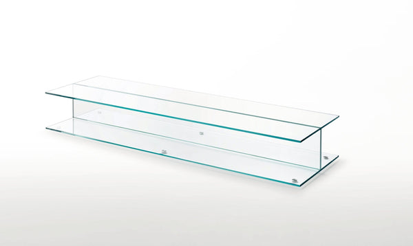I-Beam - Low Table by Glas Italia | JANGEORGe Interior Design