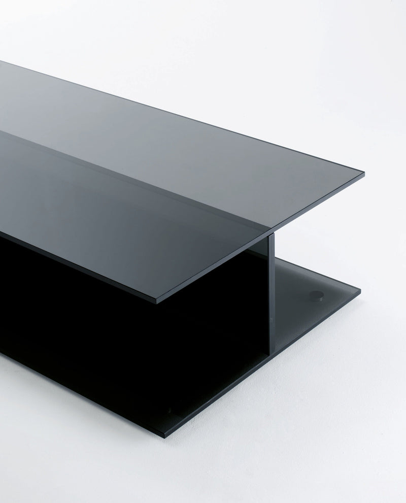 I-Beam - Low Table | Glas Italia | JANGEORGe Interior Design