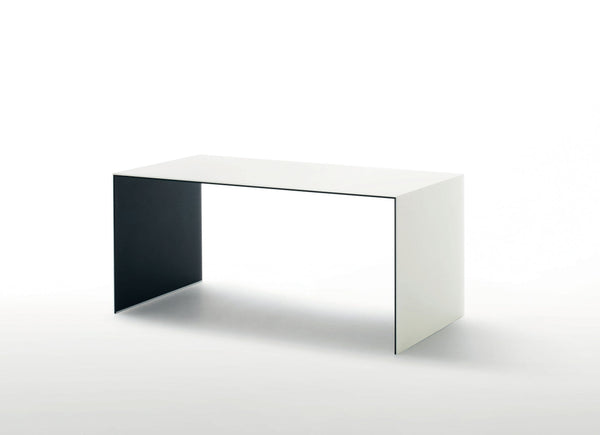 SiO2 - Bridge - Low Table by Glas Italia | JANGEORGe Interior Design