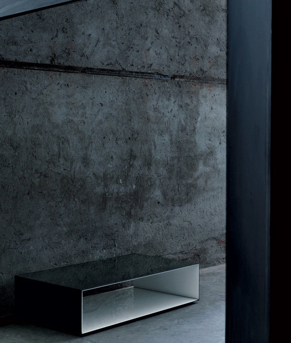SiO2 Tunnel Low Table | Glas Italia | JANGEORGe Interior Design