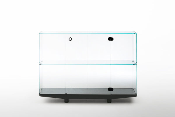 Collector - Glass Storage Unit by Glas Italia | JANGEORGe Interior Design