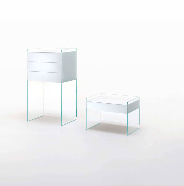 Float - Chest of Drawers by Glas Italia | JANGEORGe Interior Design