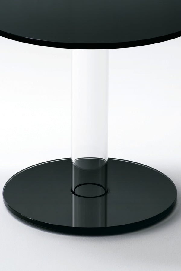 Hub - Low Glass Table by Glas Italia | JANGEORGe Interior Design