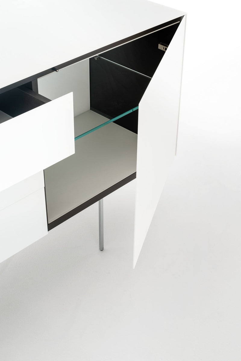 Magic Box Glass Storage Unit | Glas Italia | JANGEORGe Interior Design