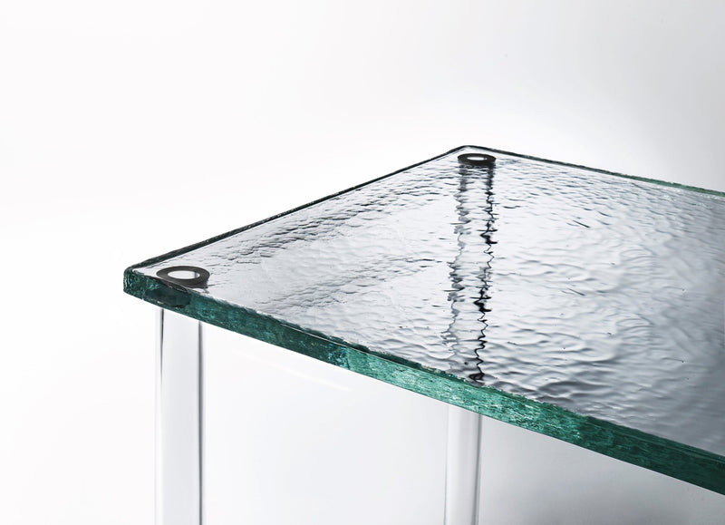 Nesting - Glass Table by Glas Italia | JANGEORGe Interior Design