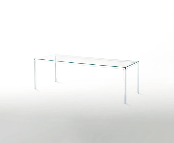 Oscar - Writing Desk by Glas Italia | JANGEORGe Interior Design