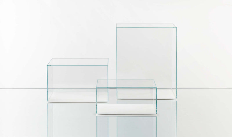 Teche - Display Case by Glas Italia | JANGEORGe Interior Design