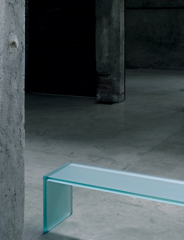 Triennale - Bench by Glas Italia | JANGEORGe Interior Design