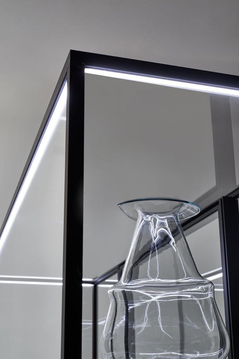 Wunderkrammer - Glass Storage Unit by Glas Italia | JANGEORGe Interior Design