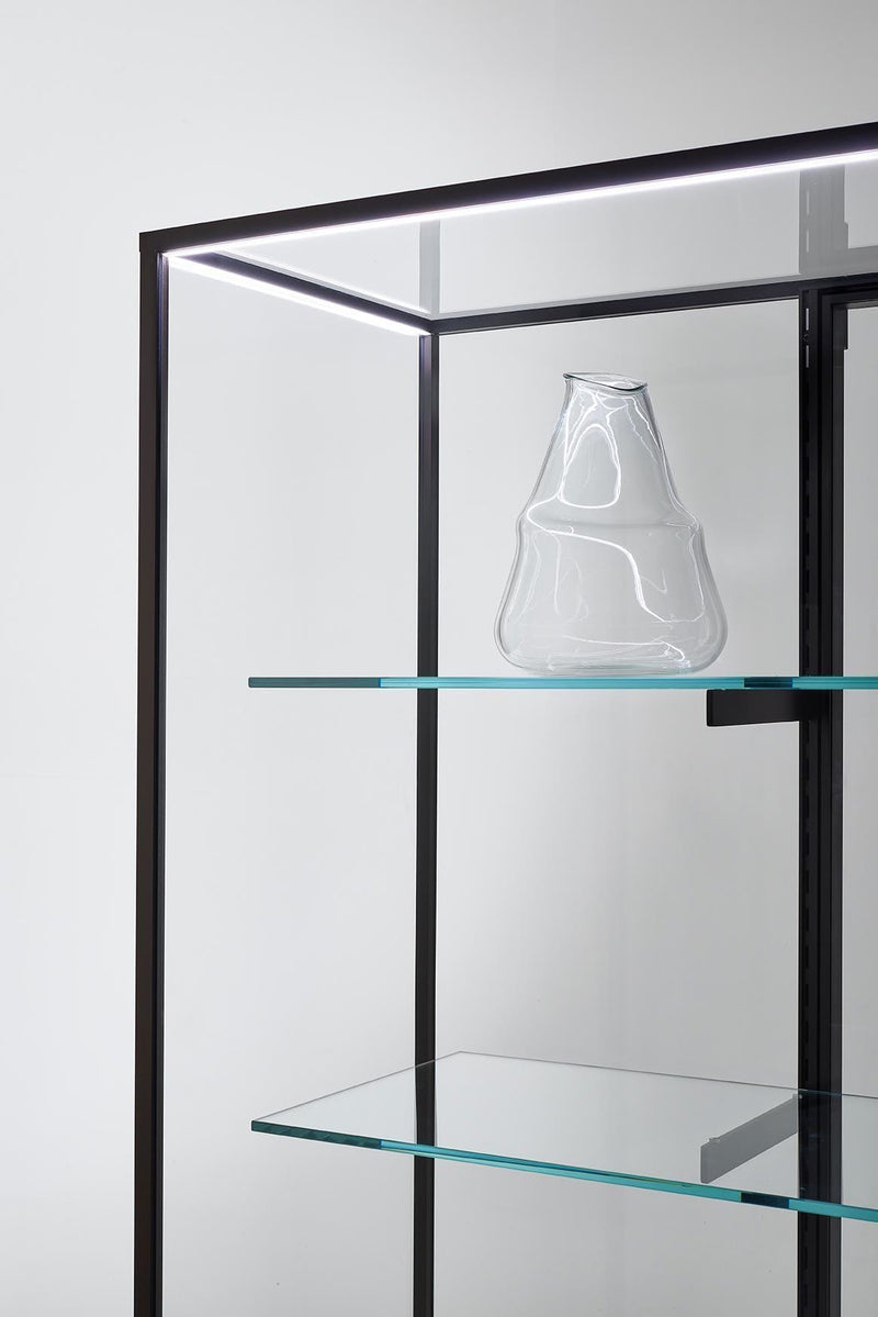 Wunderkrammer Glass Storage Unit | Glas Italia | JANGEORGe Interior Design