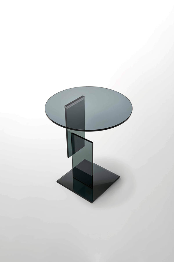 Don Gerrit Low Glass Table | Glas Italia | JANGEORGe Interior Design