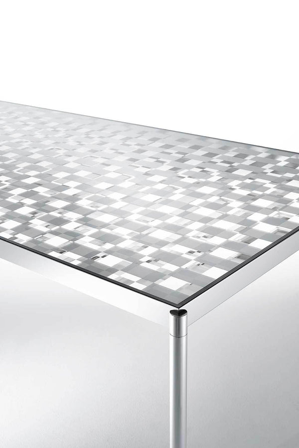 Fragment - Glass Table by Glas Italia | JANGEORGe Interior Design