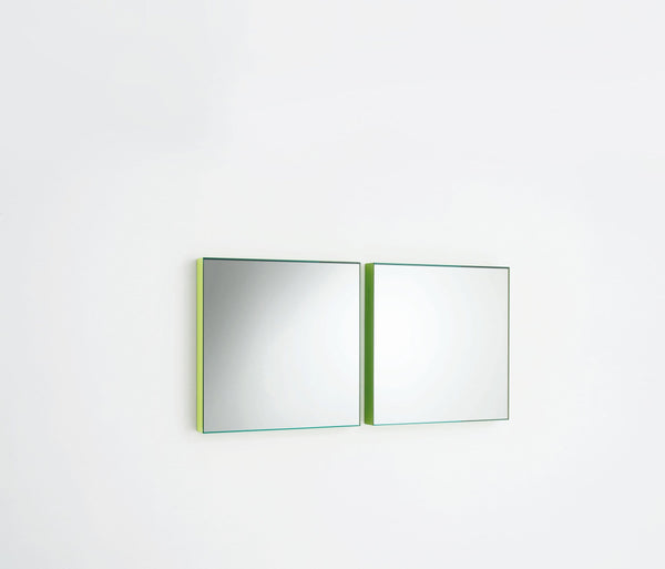 Giano a Parete - Mirror by Glas Italia | JANGEORGe Interior Design